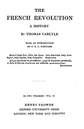 The works of Thomas Carlyle. [vol: Volume 4