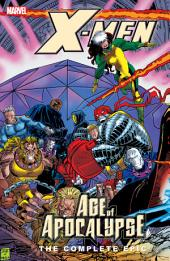 X-Men: Age of the Apocalypse Epic Book 3