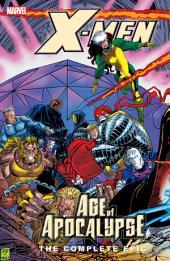 X-Men: Age of the Apocalypse Epic Book 3