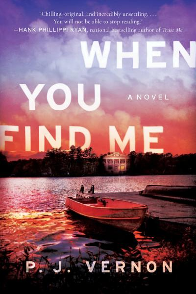 Download When You Find Me Book