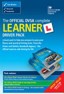 The Official DVSA Complete Learner Driver Pack PDF