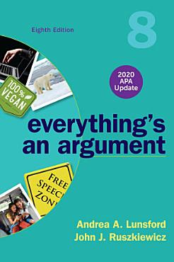 Everything s an Argument with 2020 APA Update PDF