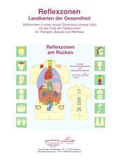 Reflexzonen am Rücken mit den Zustimmungspunkten des Akupunktursystems: Reflexzonen - Landkarten der Gesundheit
