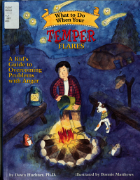 What to Do when Your Temper Flares Book