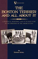 The Boston Terrier and All about It: A Practical, Scientific, and Up to Date Guide to the Breeding of the American Dog