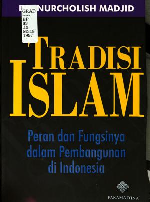 Tradisi Islam PDF
