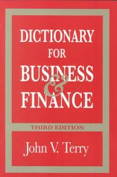 Dictionary for Business & Finance