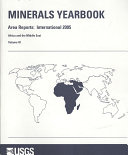 Minerals Yearbook  2005  V  3  Area Reports  International  Africa and the Middle East PDF