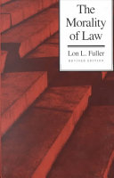 The Morality of Law