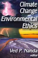 Climate Change and Environmental Ethics PDF