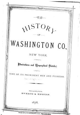 History of Washington Co   New York PDF