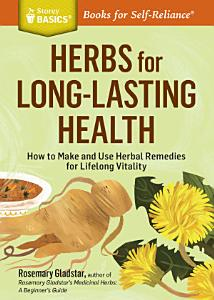 Herbs for Long Lasting Health Book