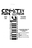 Creative piano technic  A beginners book of note key tone stories PDF