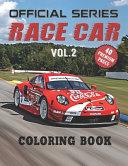 Race Car Coloring Book Vol2