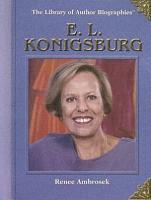 E L  Konigsburg PDF