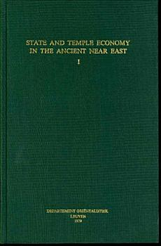 State and temple economy in the ancient Near East PDF