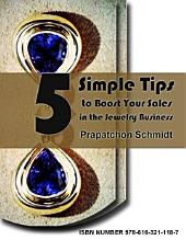 5 Simple Tips to Boost Your Sales in the Jewelry Business
