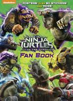Teenage Mutant Ninja Turtles  Out of the Shadows Fan Book  Teenage Mutant Ninja Turtles  Out of the Shadows  PDF