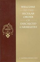 Welcome to the Secular Order of Discalced Carmelites PDF