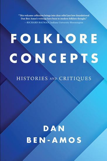 Folklore Concepts PDF