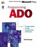 Programming ADO