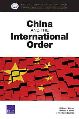 China and the International Order