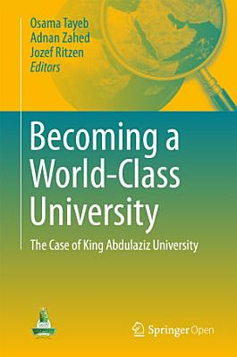 Becoming a World-Class University