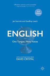 English – One Tongue, Many Voices: Edition 2