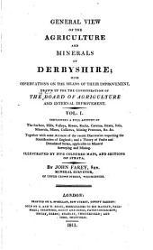 Agricultural Surveys: pts. 1-3. Derbyshire (1811-17)