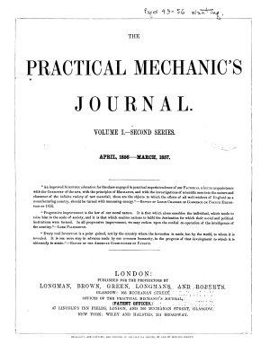 The Practical Mechanics Journal