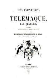 Les aventures de Télémaque: suivies des Aventures d'Aristonoüs, et précédées d'un Essai historique et critique sur Fénélon et ses ouvrages