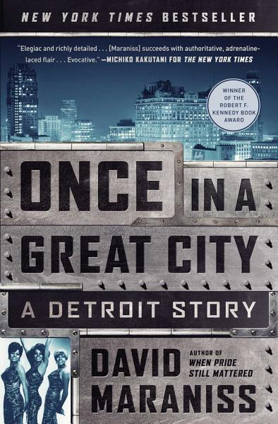 Download Once in a Great City Book