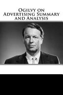 Ogilvy on Advertising Summary and Analysis Book