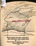Wisconsin Natural Resource Use Controls and Assistance PDF
