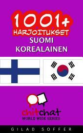 1001+ harjoitukset suomi - korealainen