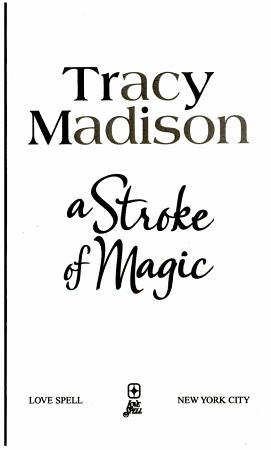 A Stroke of Magic PDF