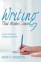 Writing That Makes Sense  2nd Edition PDF