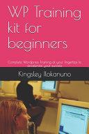 WP Training Kit for Beginners