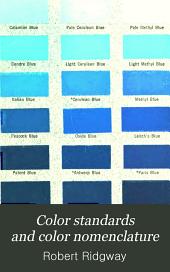 Color Standards and Color Nomenclature