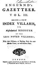 England's Gazetteer