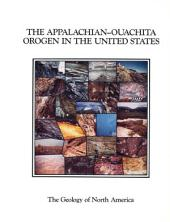 The Appalachian-Ouachita Orogen in the United States