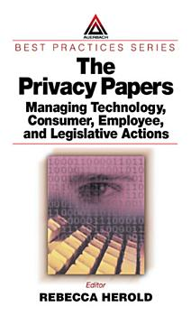 The Privacy Papers PDF