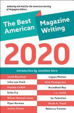 The Best American Magazine Writing 2020 PDF