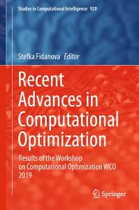 Recent Advances in Computational Optimization PDF