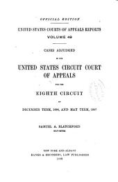 United States Courts of Appeals Reports: Cases Adjudged in the United States Circuit Court of Appeals, Volume 49