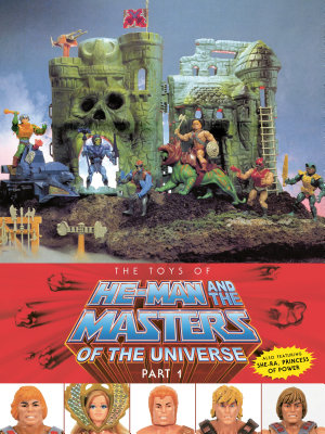 The Toys of He Man and the Masters of the Universe Part 1