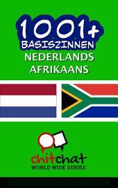 1001+ Basiszinnen Nederlands - Afrikaans
