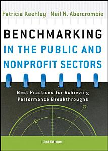 Benchmarking in the Public and Nonprofit Sectors PDF