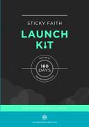 Sticky Faith Launch Kit Book