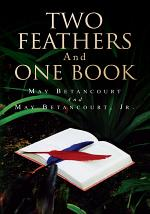 Two Feathers and One Book